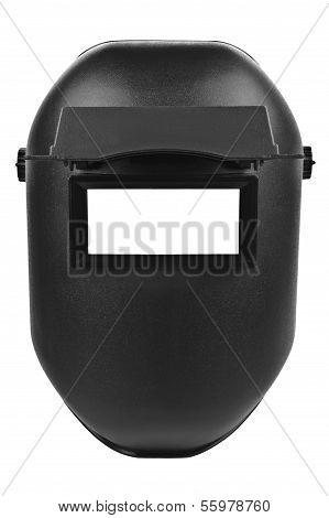 black welding mask