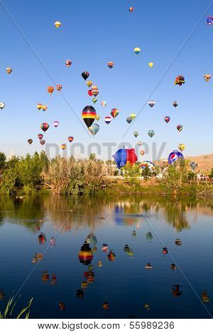 Great Reno Balloon Races