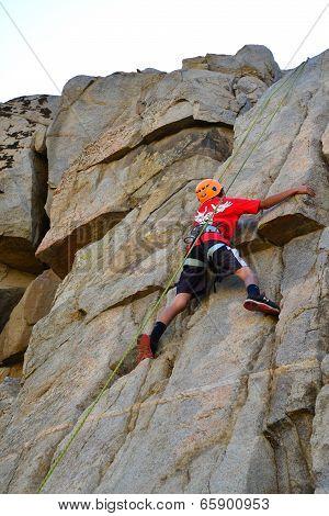 Climbing Beginner
