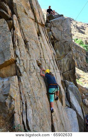 Beginning Climber
