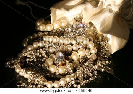 Saco de jóias