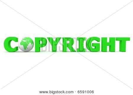 Copyright World Green