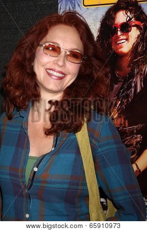LOS ANGELES - MAY 30:  Amy Yasbeck at the