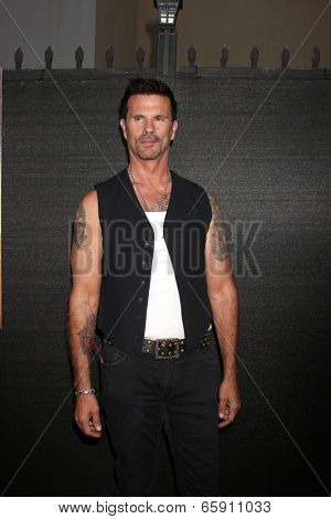LOS ANGELES - MAY 30:  Lorenzo Lamas at the