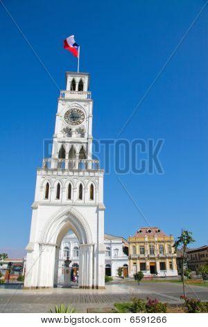 Torre Reloj In Iquique