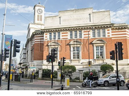 Acton Town Hall, West London