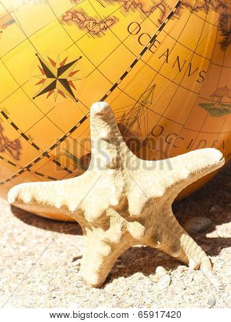 Starfish And The Globe