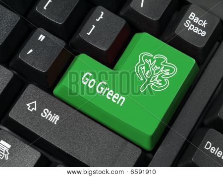 Go Green Key