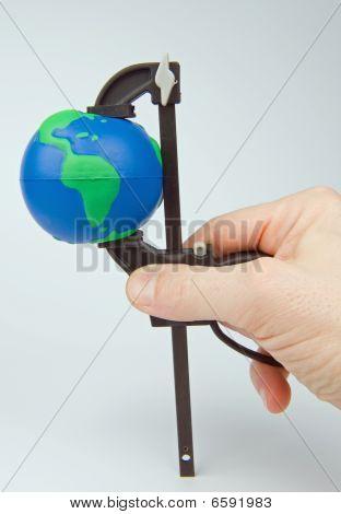 Globe Under Pressure