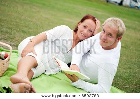 Romantic Picnic