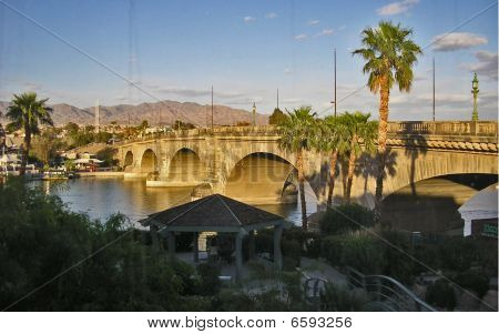 London Bridge in Arizona