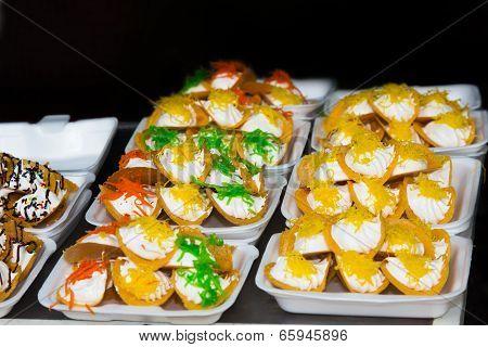 Thai Crispy Pancake, Kanom Buang