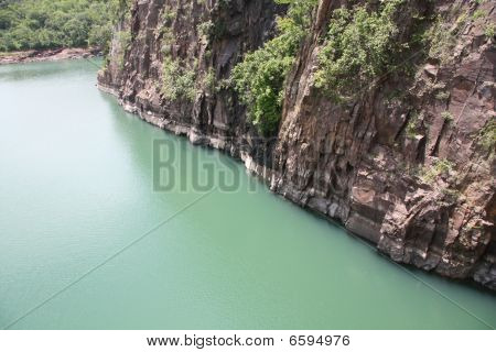 African Gorge