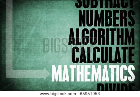 Mathematics as an Arithmetic Subject with Numbers