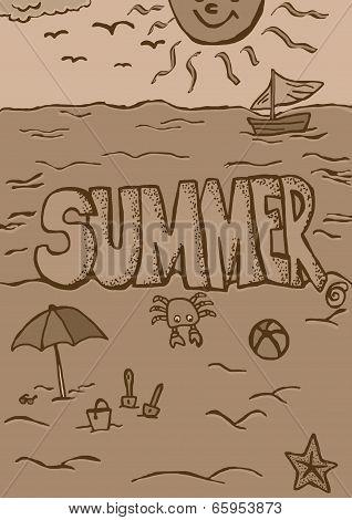 Summer time vintage