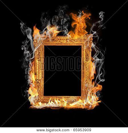 Frame Flame