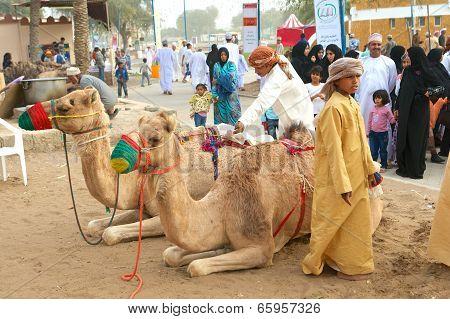 Muscat Street Scene