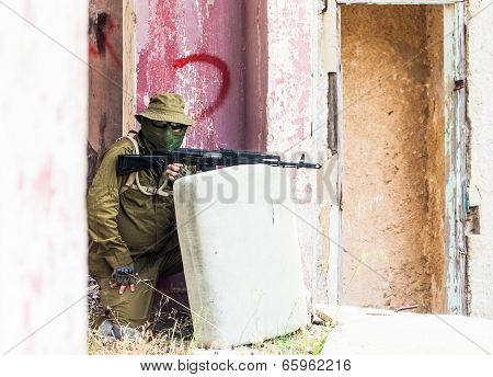 In Ambush Military Weapons