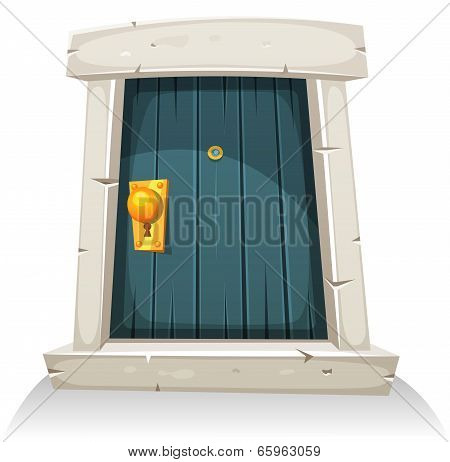 Cartoon Door