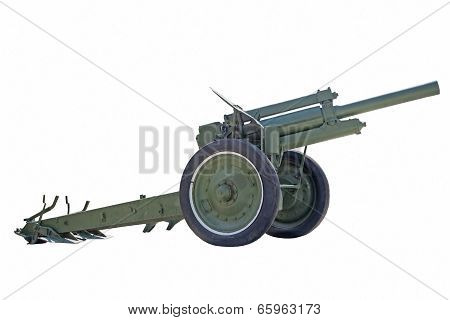 Retro Artillery, On An Isolated