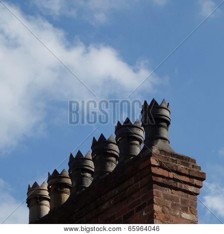 Victorian Chimneypots