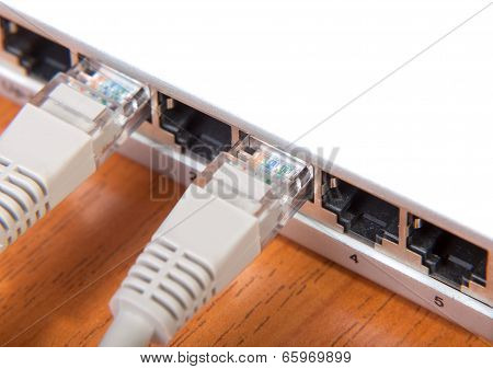 Connection And Maintenance Of Network Connections