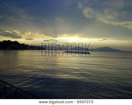 Pefki, Evia Island, Greece