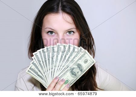 A Girl With Money