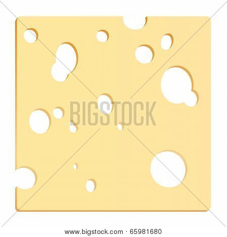 Cheese Slice Square