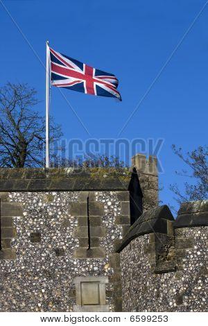 British Battlement