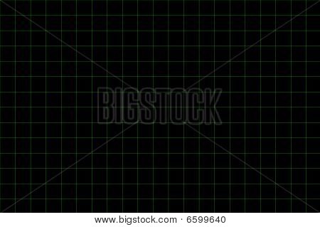 Green Grid Background
