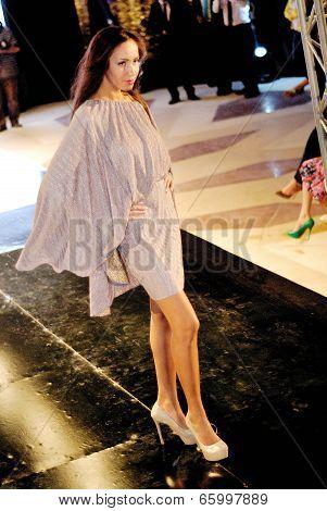 Fashion Show For Dina El Kei Model 13