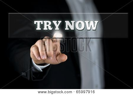 Try Now Button