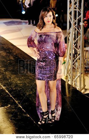 Fashion Show For Dina El Kei Model 17