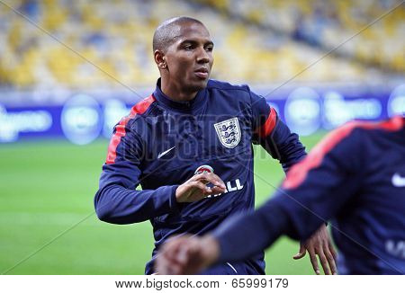 Ashley Young Of England