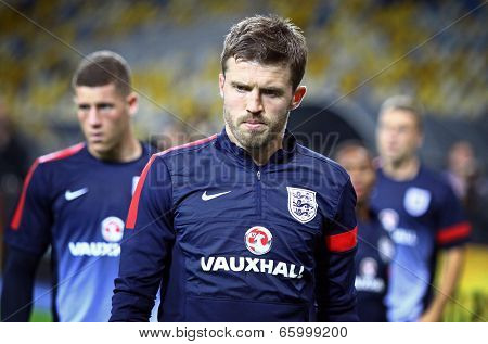 Michael Carrick Of England