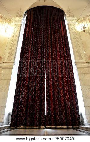 Big Window Curtains