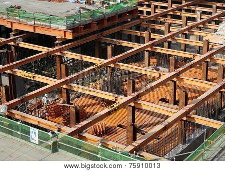 Underground Construction Project