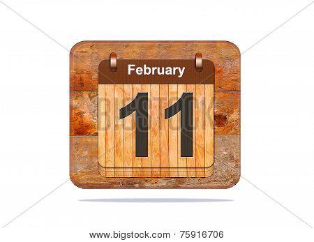 February 11.