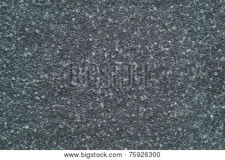 Texture Fleecy Jersey Of Dark Gray-green Color