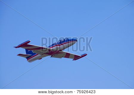 Flights G-2 In Flight