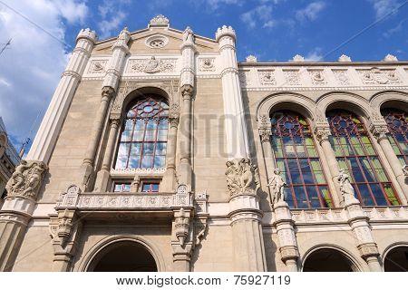 Budapest Concert Hall