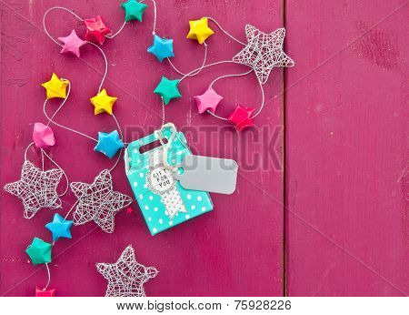 Little Colorful Present