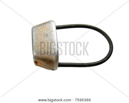 Used Climbing Belay Device