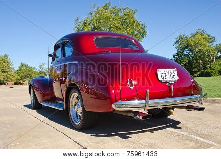 1940 Chevrolet Special Deluxe Classic Car