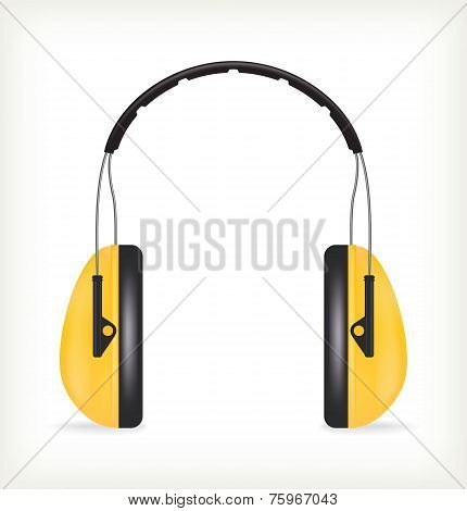 Headphones for ear protection