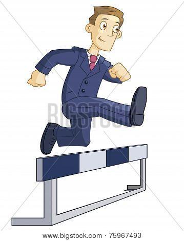 Steeplechase Run