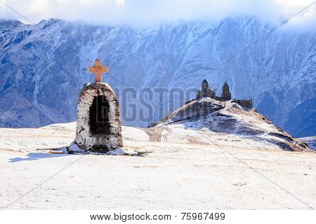 Gergeti Sameba Church