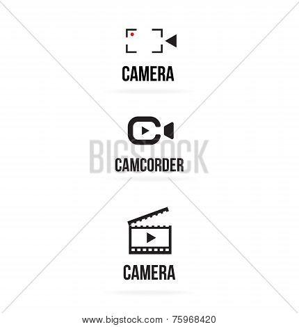 Set of symbols for video