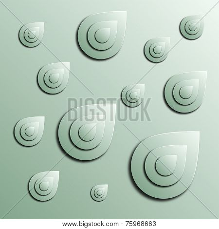 Stylized Abstract Blobs